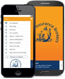 Piranha Broker App